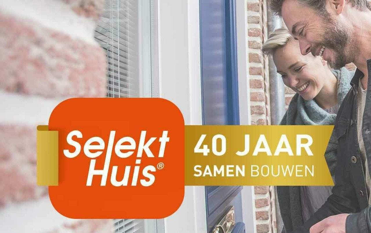 40 jaren samen bouwen met SelektHuis