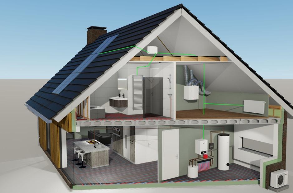 Duurzaam En Energiezuinig Bouwen