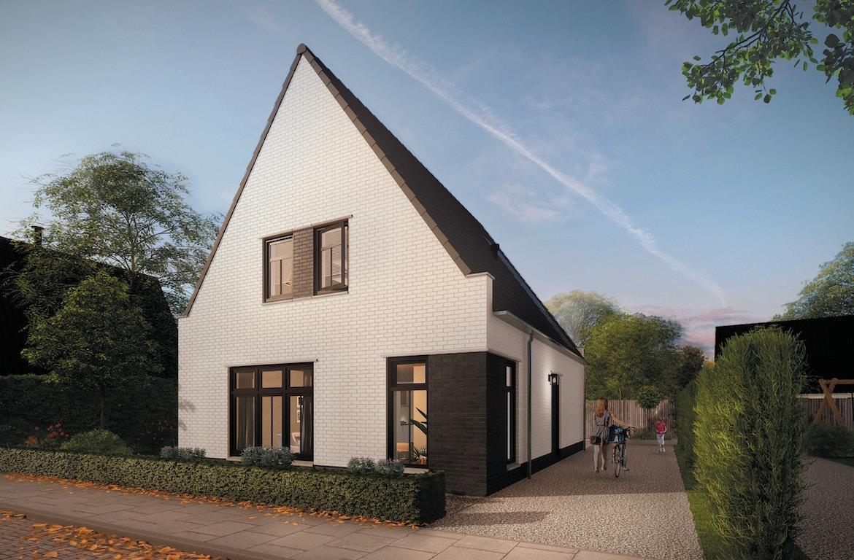 Impressie van de WinWin woning in landelijk moderne stijl