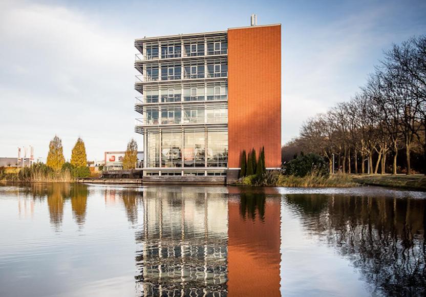 Het hoofdkantoor van SelektHuis in Rijssen
