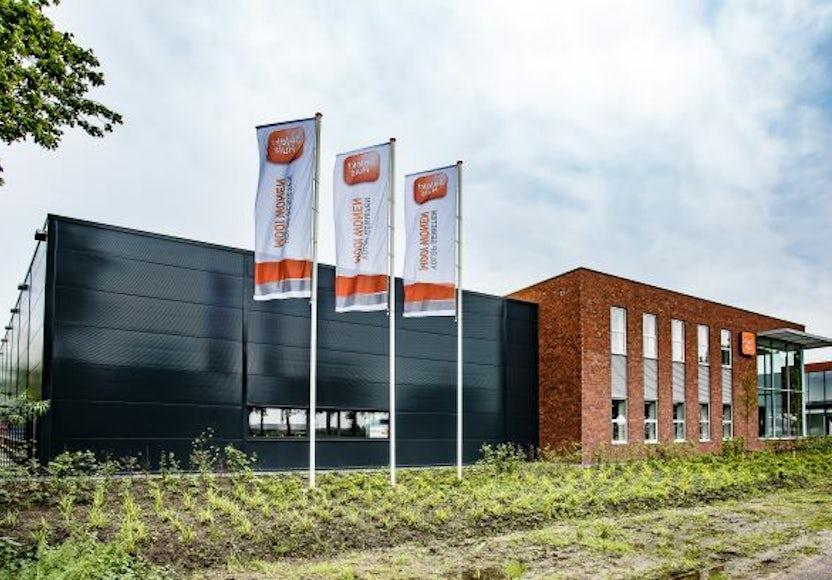 Afbeelding van het gebouw van vestiging Hedel