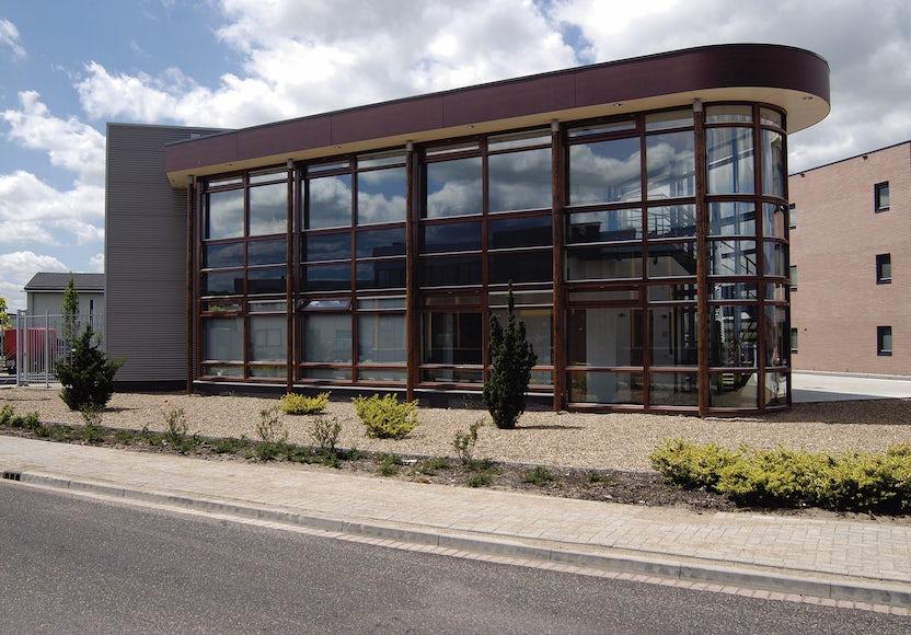 Gebouw van de vestiging van SelektHuis in Moordrecht